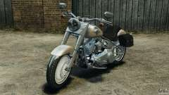 Harley Davidson Softail Fat Boy 2013 v1.0