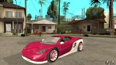 Ascari KZ-1 for GTA San Andreas