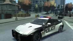 Nissan GT-R R35 Police