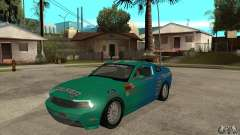 Ford Mustang GT Falken for GTA San Andreas