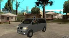 Volkswagen Transporter T5 TDI for GTA San Andreas