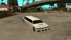 Sultan limousine for GTA San Andreas