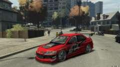 Mitsubishi Lancer for GTA 4