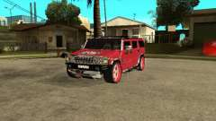 Hummer H2 Diablo for GTA San Andreas