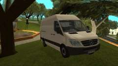 Mercedes Sprinter 311CDi beta for GTA San Andreas