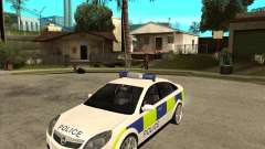 2005 Opel Vectra Police