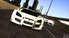 Gumpert Apollo белый for GTA San Andreas