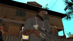 Desert Eagle from CoD: MW2 for GTA San Andreas