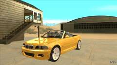 BMW E46 M3 Cabrio for GTA San Andreas