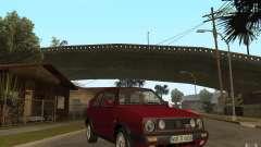 VW Golf Mk2 GTI for GTA San Andreas