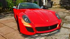 Ferrari 599 GTO 2011 for GTA 4