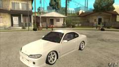 Nissan Silvia S15 Japan Drift for GTA San Andreas