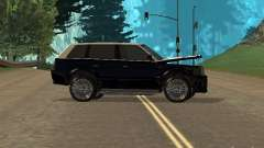 Huntley in GTA IV for GTA San Andreas