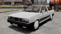 Volkswagen Saveiro 1990 Turbo for GTA 4