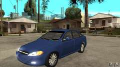 Chevrolet Optra 2011 for GTA San Andreas