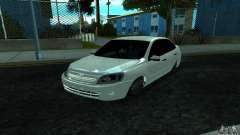 Lada 2190 Granta for GTA San Andreas
