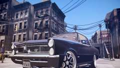 Pontiac GTO 1965 Custom discks pack 2