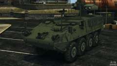 Stryker M1134 ATGM v1.0 for GTA 4