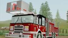 Pierce Rear Mount SFFD Ladder 49