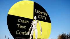 Crash Test Dummy for GTA 4
