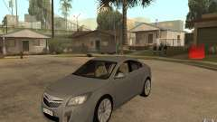 Opel Insignia 2010 for GTA San Andreas