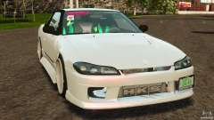 Nissan 240SX facelift Silvia S15 [RIV] for GTA 4