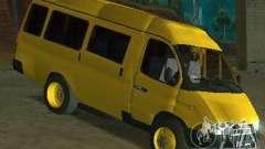 Gazelle taxi