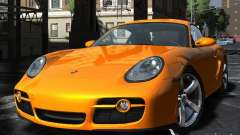 Porsche Cayman S1 for GTA 4