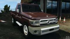 Toyota Land Cruiser Pick-Up 2012
