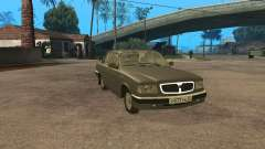 GAZ 3110 v 2 for GTA San Andreas
