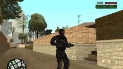 Commando of the SWAT 4
