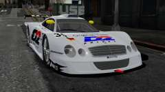 Mercedes-Benz CLK LM 1998 for GTA 4