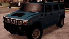 Hummer H2 SUV for GTA San Andreas
