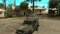 UAZ-3172 for GTA San Andreas