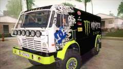 KAMAZ Master 4911 Monster Energy for GTA San Andreas