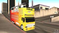 Scania 93H 6x2 Trio Eletrico for GTA San Andreas