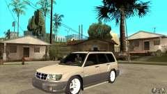 Subaru Forester 1997 year for GTA San Andreas