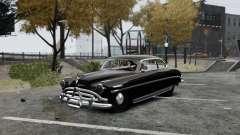 Hudson Hornet Club Coupe
