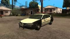 Chevrolet Impala Police 2003 for GTA San Andreas