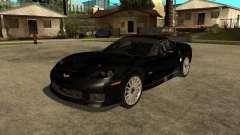 Chevrolet Corvette C6.R for GTA San Andreas