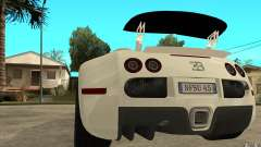 Spoiler for the Bugatti Veyron Final