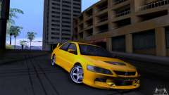 Mitsubishi Lancer Evolution IX 2006 for GTA San Andreas
