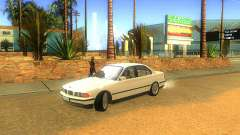 BMW 735i for GTA San Andreas