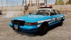 A New Police Cruiser
