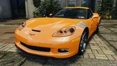 Chevrolet Corvette C6 Grand Sport 2010 for GTA 4