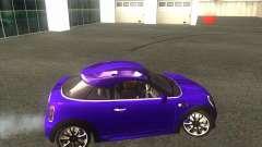 Mini Coupe 2011 Concept
