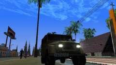 UAZ 460 for GTA San Andreas