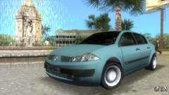Renault Megane Sedan for GTA Vice City