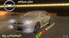 Opel Astra GTC DIM v1.0