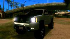 Chevrolet Silverado Final for GTA San Andreas